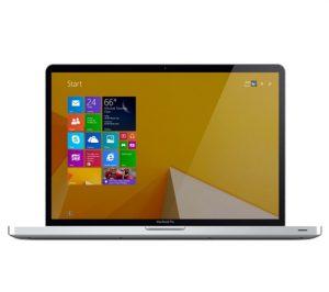 Mac'inizde Windows 8 veya 8.1 Kullanma