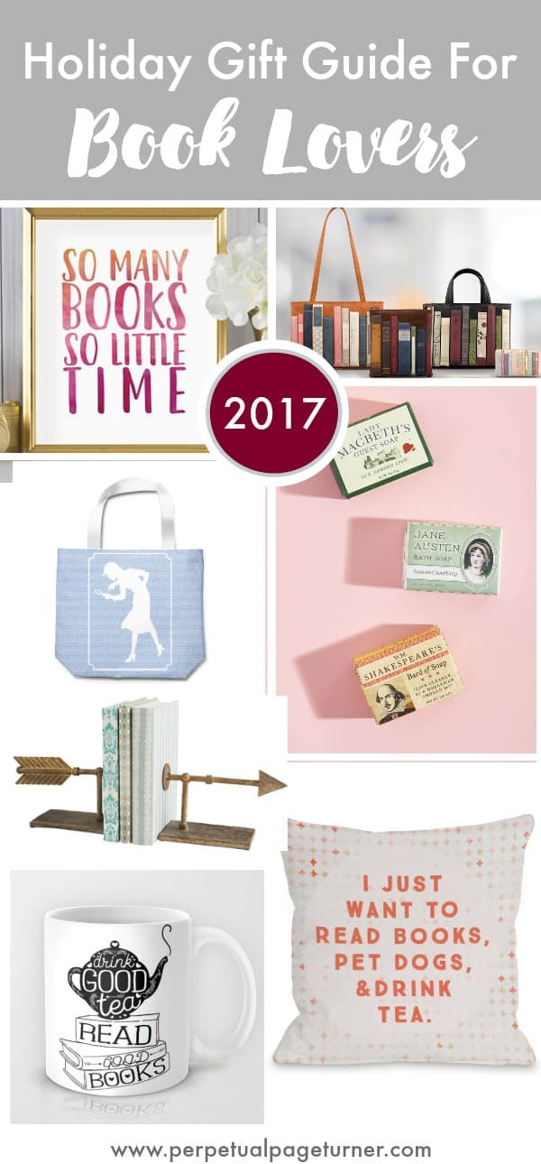 Gifts For Book Lovers That Aren T Books 2020 Gift Guide The Perpetual Page Turner