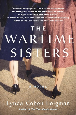 2019 book releases have been getting me so excited -- especially in the historical fiction genre..like this book called The Wartime Sisters about two estranged sisters