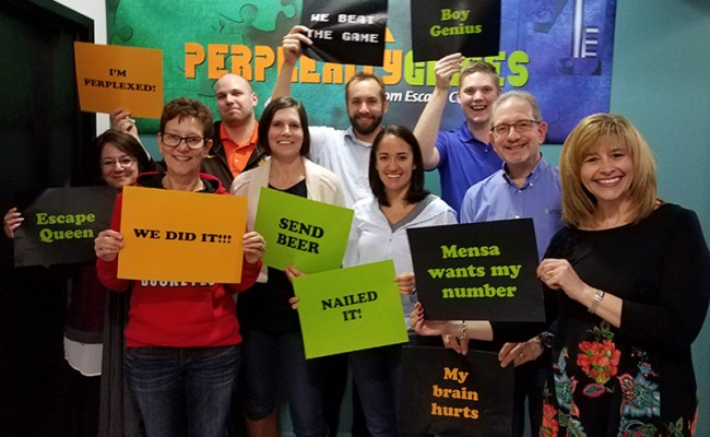 The Premier Escape Room In Cleveland Perplexity Games