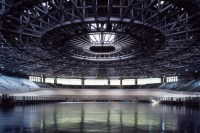 Dominique Perrault Architecture - Velodrome and Olympic ...