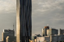 Dominique Perrault Architecture - Vienna Dc Towers