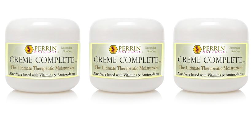 3 Creme Complete | Perrin Naturals