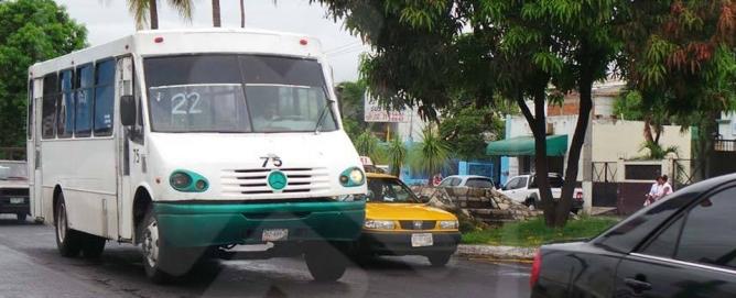 Mapas: Los nuevos recorridos de 13 rutas de Colima-VdeÁ