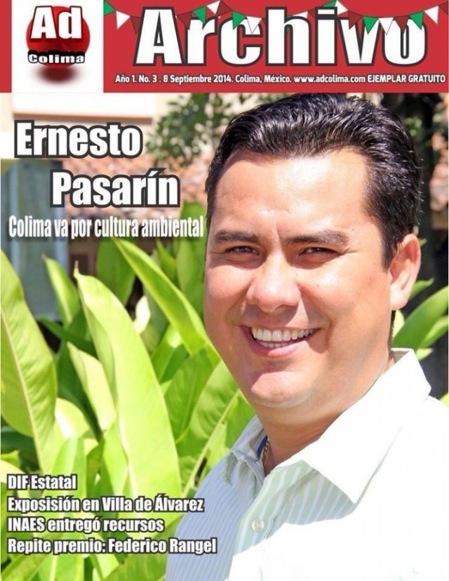 Ernesto Pasarín