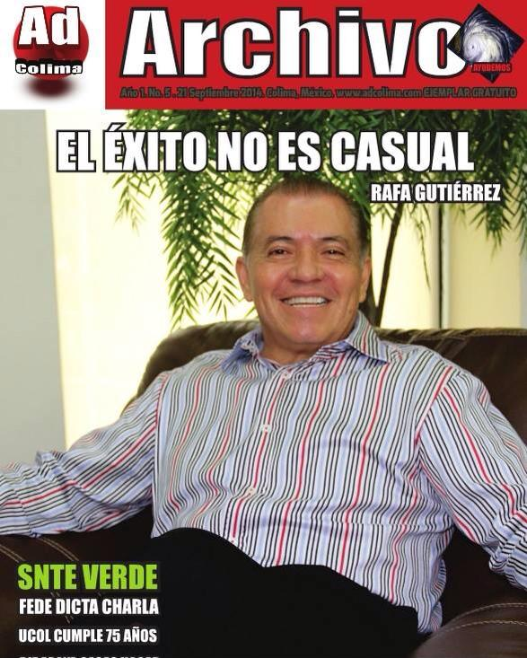 Rafael Gutiérrez en Archivo