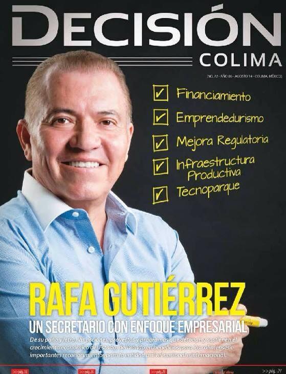 Rafael Gutiérrez en Decisión