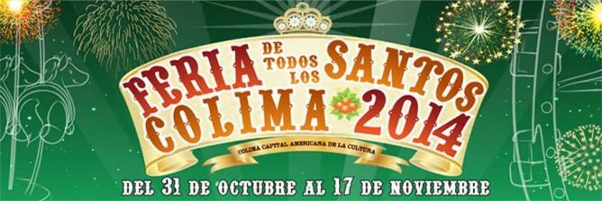 La programación de la Feria de Colima, del 31 de octubre al 17 de noviembre