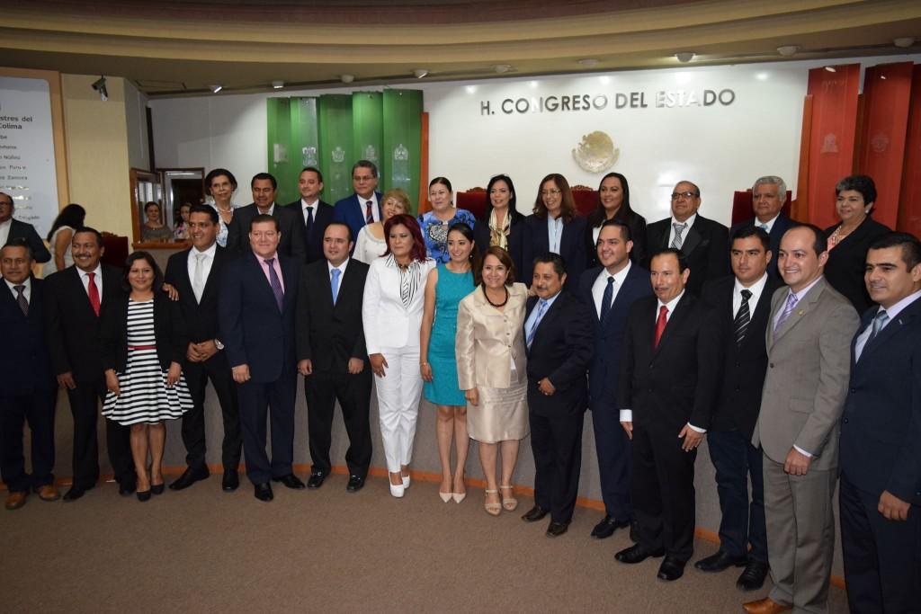 Diputados de Colima, los más caros del país