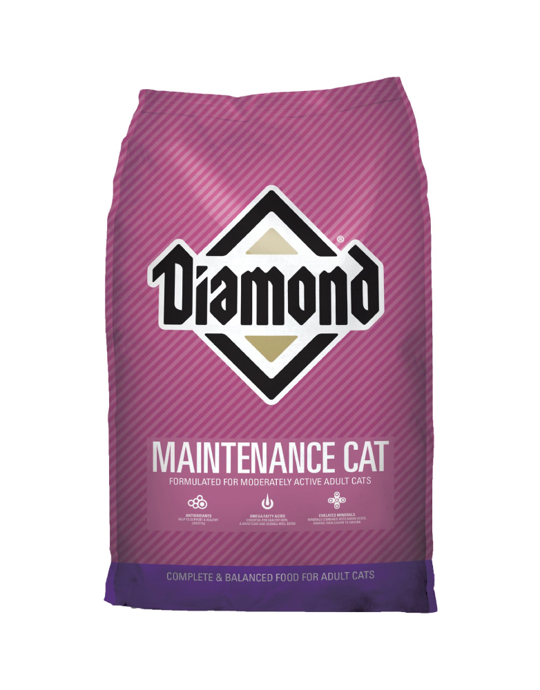 Diamond Gato Adulto de Mantenimiento