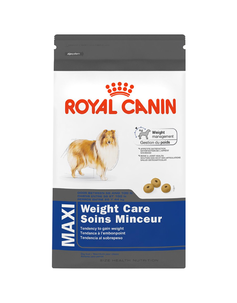 Royal Canin Maxi Control de Peso, Weight Care
