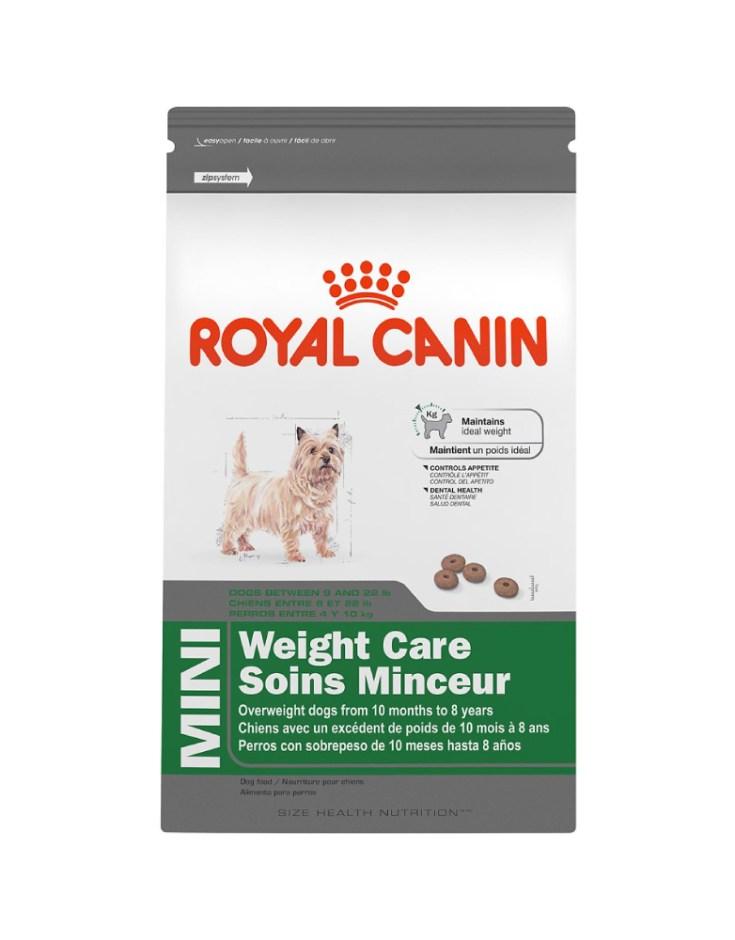 Royal Canin Mini Control de Peso, Weight Care