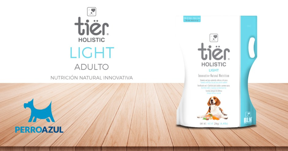 Tier Holistic Light Adulto
