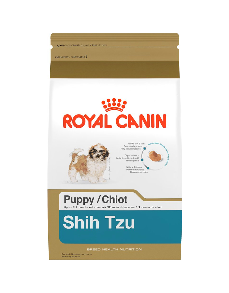 Royal Canin Shih Tzu Cachorro