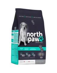 North Paw Cachorro Libre de Granos