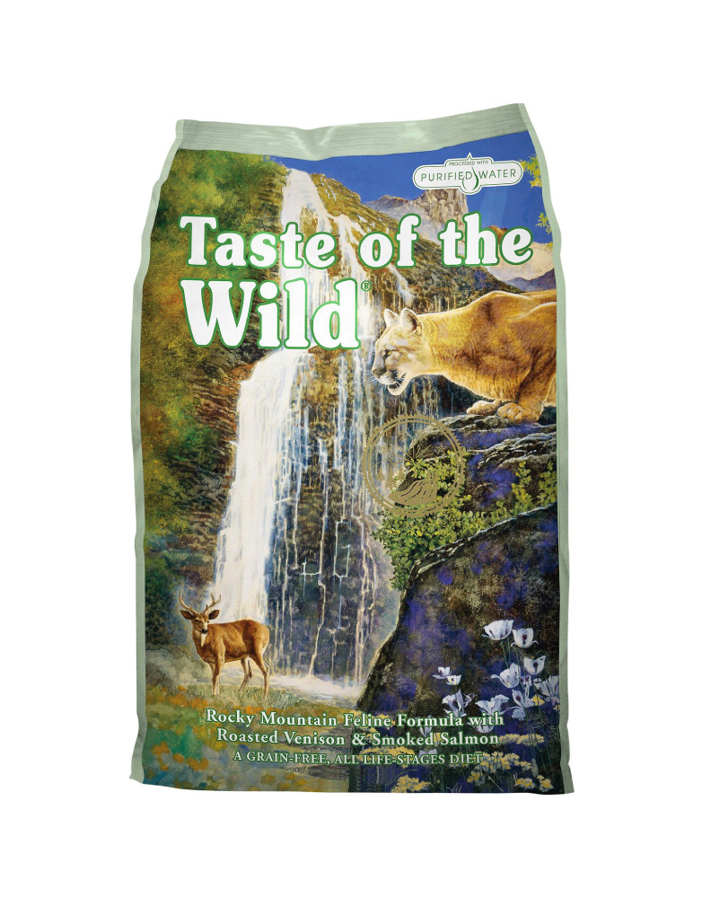 Taste of the Wild Rocky Mountain Felino para Gato Adulto