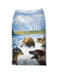 Taste of the Wild Pacific Stream Canine de Salmón Ahumado para Adulto
