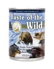 Alimento Húmedo para Perro Taste of the Wild Pacific Stream Canine Lata