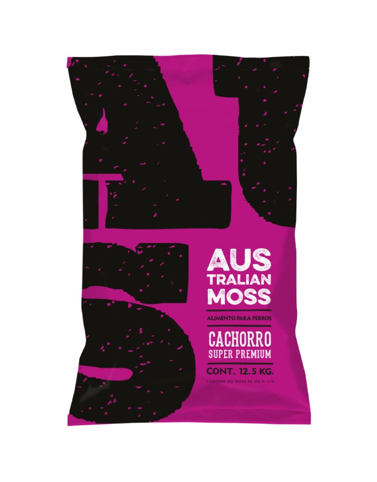 Croquetas para Perro Australian Moss Cachorro Súper Premium