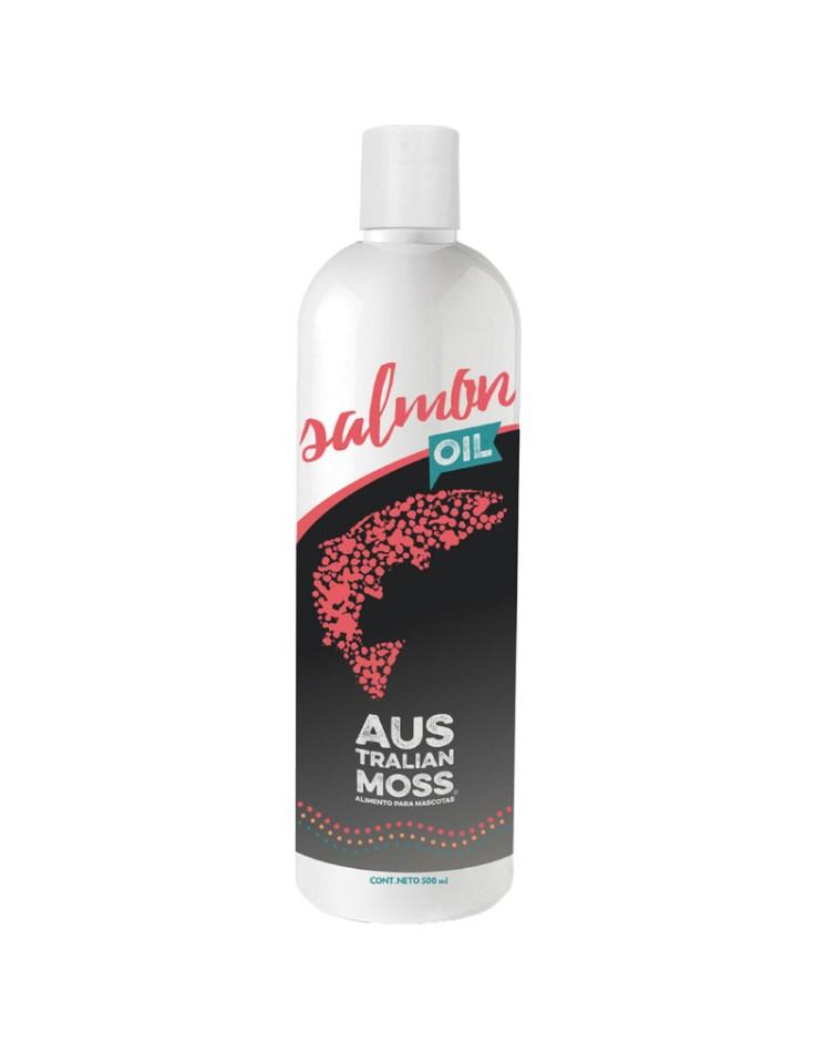 Australian Moss Aceite de Salmón para perros