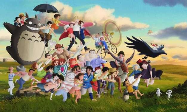 Dossier estudio Ghibli: una introducción