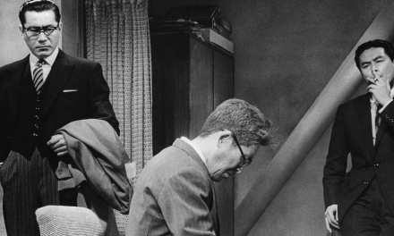 Puesta de cámara (II): El movimiento dentro del cuadro en el cine de Kurosawa