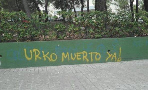 Urko muerto