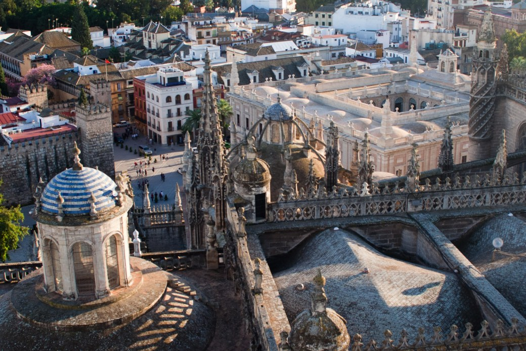 Catedral de Sevilla y Archivo de Indias, Sevilla, España