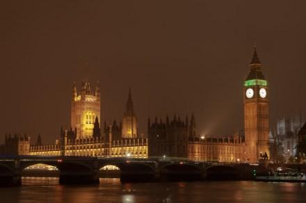 Casas del Parlamento, Reino Unido
