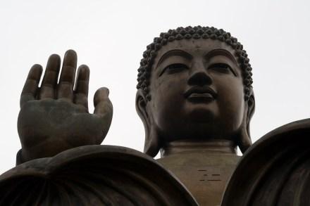 Buda de Tian Tan, Hong Kong