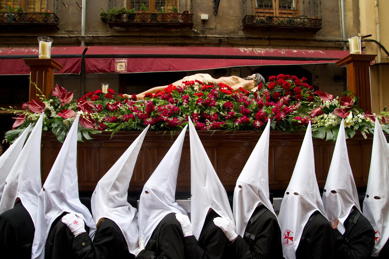 Procesión del Cristo de la Luz, Semana Santa de León, España