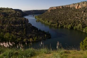 Las hoces del río Duratón, España