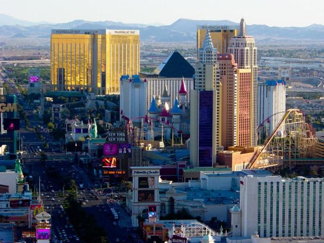 The Strip, Las Vegas, EE.UU.