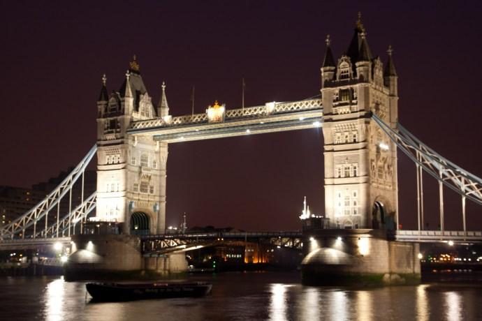 Tower Bridge, Londres, Reino Unido