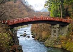 Puente Shinkyo, Nikko, Japón