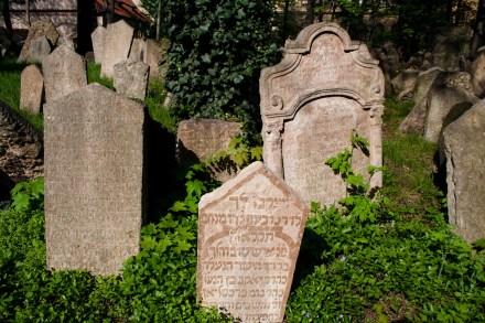 Cementerio judío, Praga, República Checa
