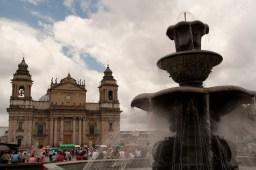 Plaza de la Constitución, Ciudad de Guatemala, Guatemala