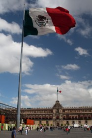 Zócalo, México D.F., México