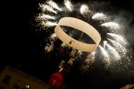 Fotos de la semana Nº 52, diciembre-enero 2011-2012: fuegos artificiales