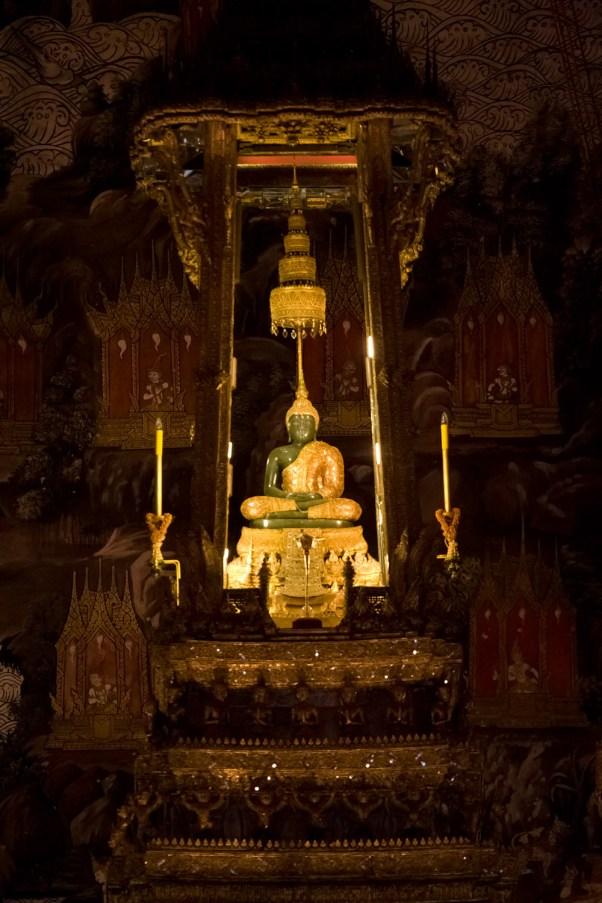Buda esmeralda, Bangkok, Tailandia