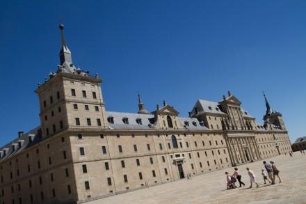 Real Sitio de San Lorenzo de El Escorial, Comunidad de Madrid, España