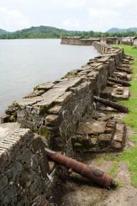 Fuerte de San Jerónimo, Portobelo, Panamá
