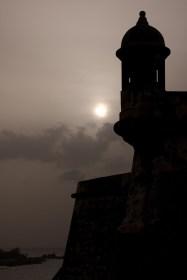 Fuerte de San Felipe del Morro, San Juan, Puerto Rico