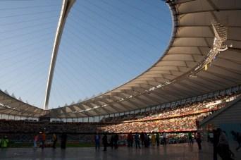 Estadio Moses Mabhida, Durban, Sudáfrica