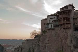 Las casas colgadas de Cuenca, España