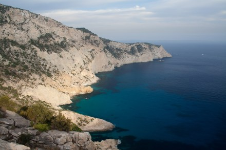 Cap Blanc, Ibiza, España