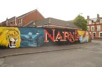 Fotos de la semana Nº 4, 2013: los murales de Belfast