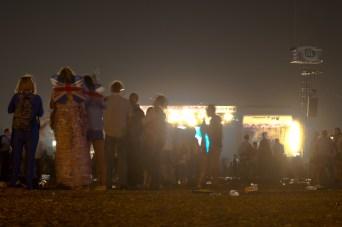 LondonLive en Hyde Park, durante las Olimpiadas de Londres 2012, Londres, Inglaterra