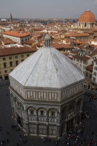 Baptisterio de San Juan, Florencia, Italia
