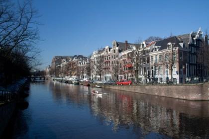 Canales de Ámsterdam, Países Bajos